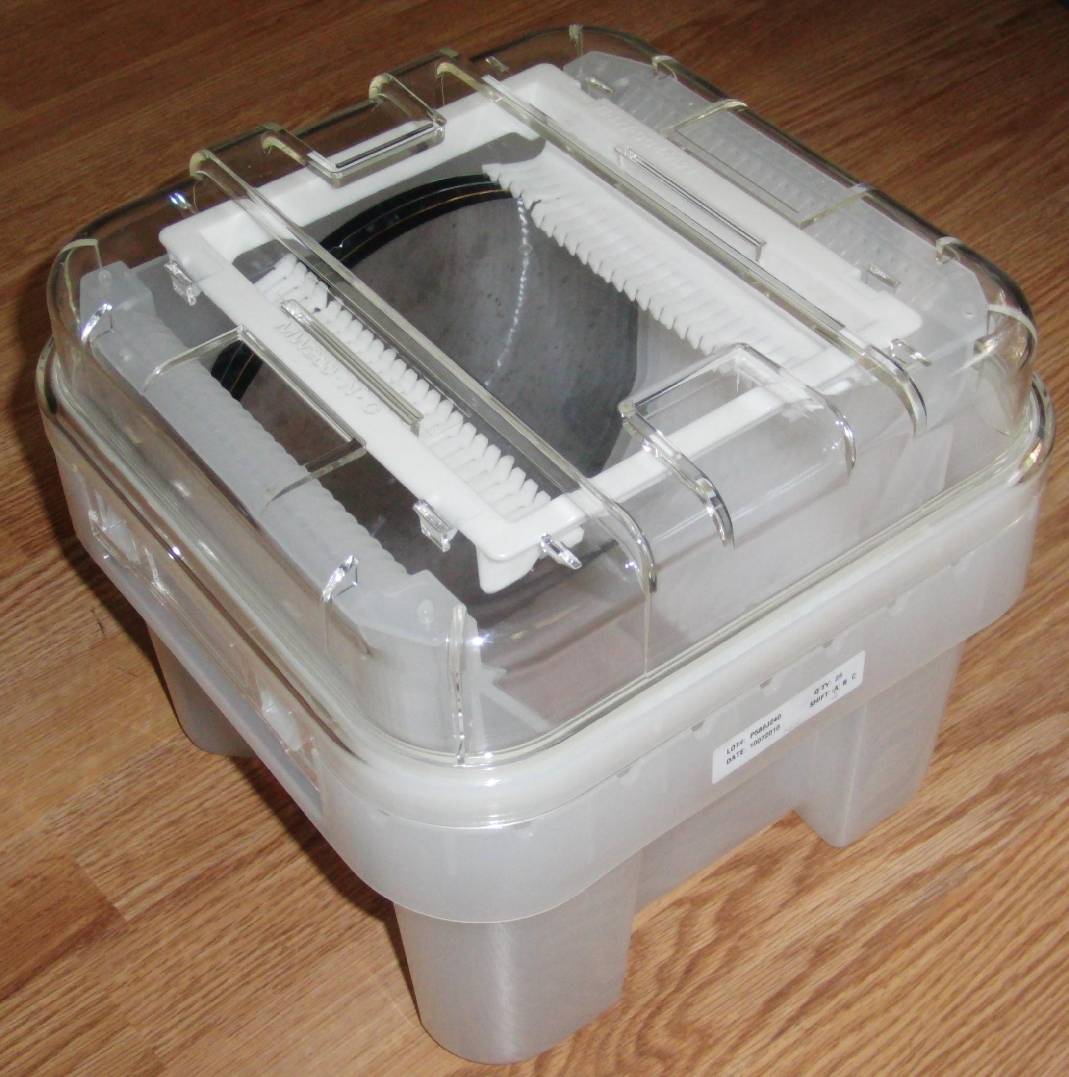 Equipment Storage Silicon Pr0n
